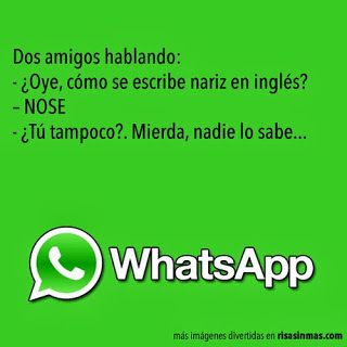 Nariz En Ingles Nose Spanish Quotes Quotes Humor