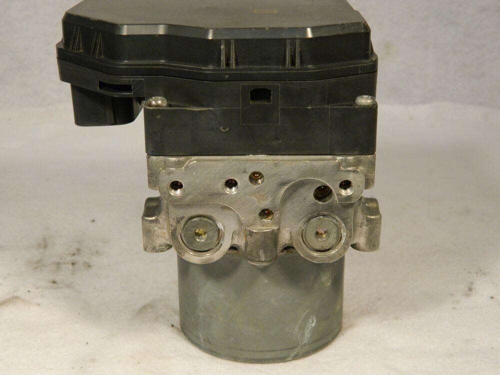 2010 Mazda 6 Gs4f 437a0 Abs Anti Lock Brake Pump Control Module Oem Mazda 6 Mazda 6 Abs