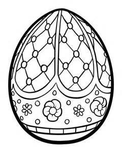 Russian Easter Egg Coloring Pages Huevos De Pascua Huevo Para Colorear Pascua Para Colorear