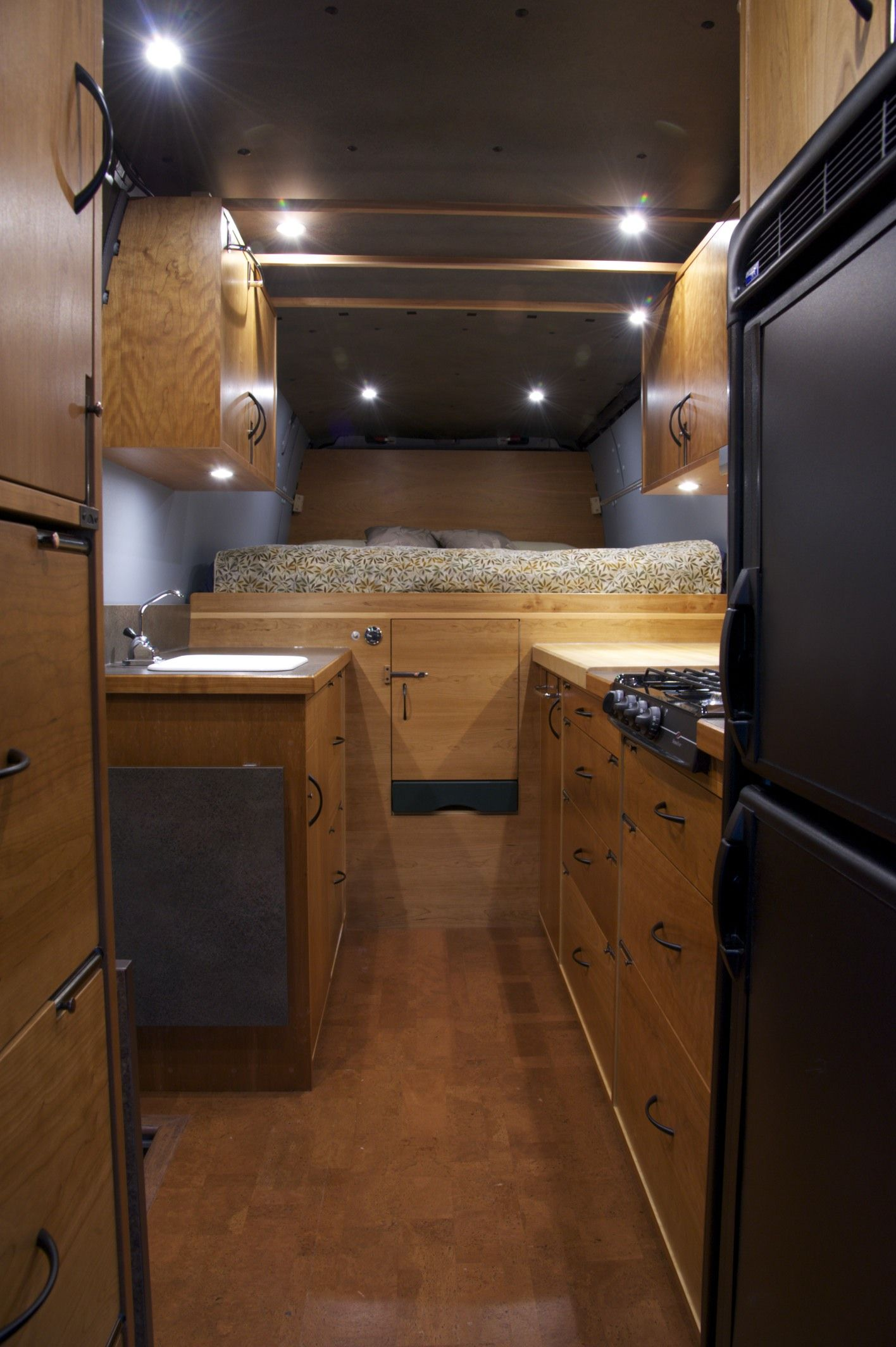 77c2d02737 Sprinter DIY conversion by Allen Sutter