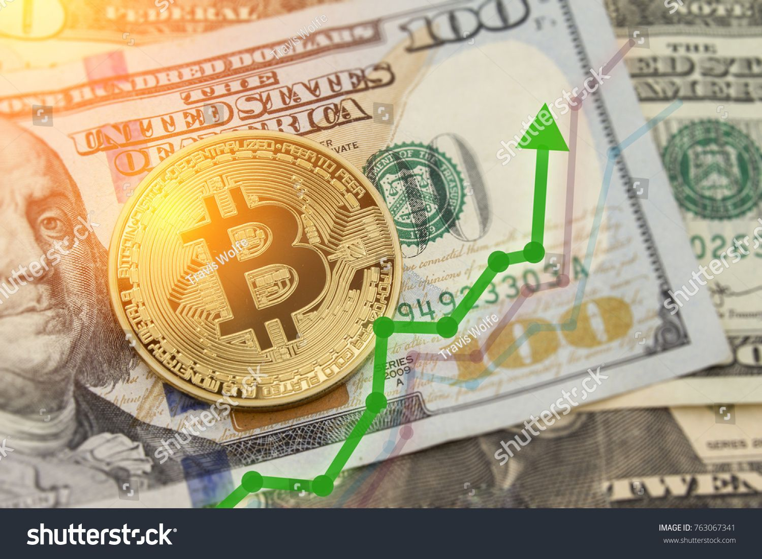 what are the top cryptocurrency rising