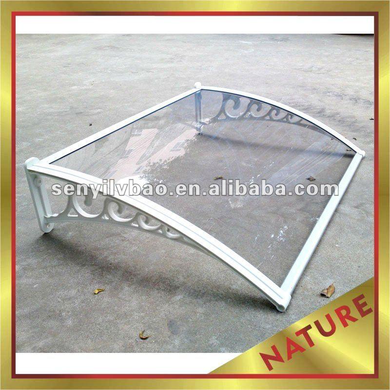 Toldo de policarbonato toldos y marquesinas canopy for Hierros para toldos