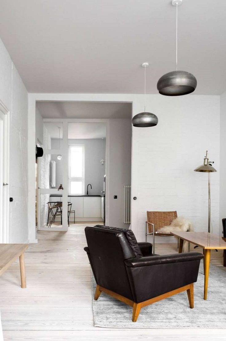 15 Ideas for Small Minimalist Apartment Design from my Travels to ...