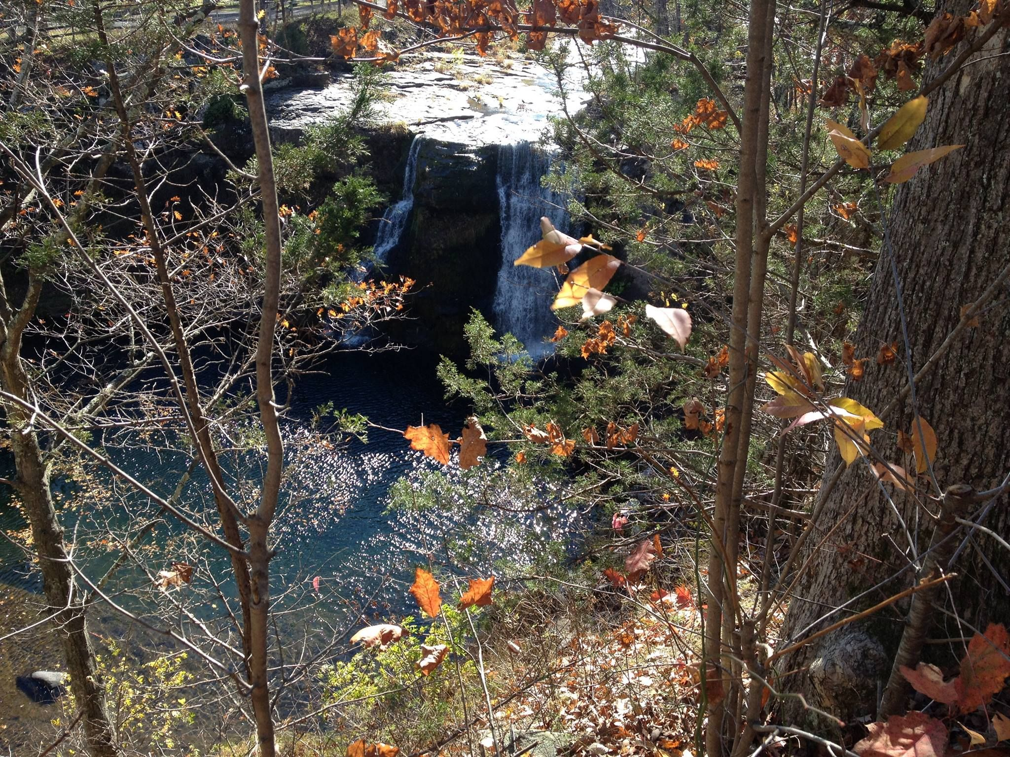 A Picture From The Tumblin Falls House Property Overlooking Shinglekill