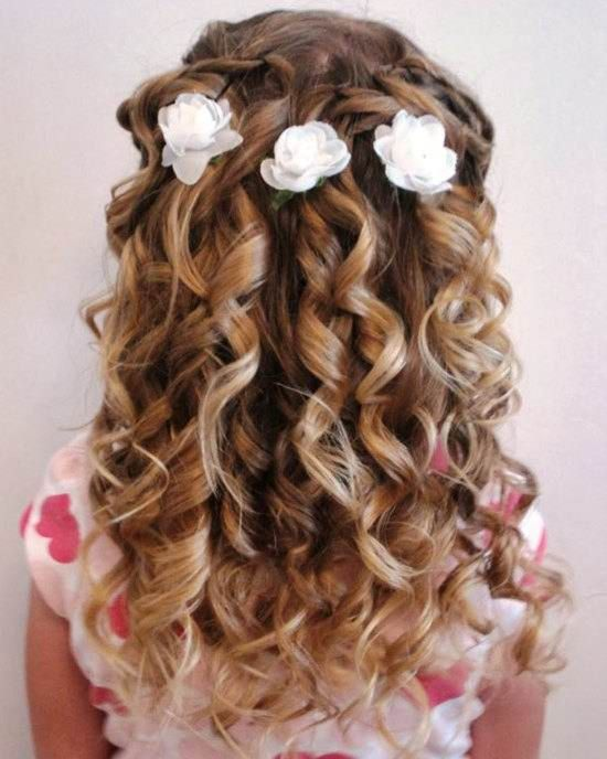 Kid Hairstyles For Curly Hair 6 Cute Examples Kid Hairstyles