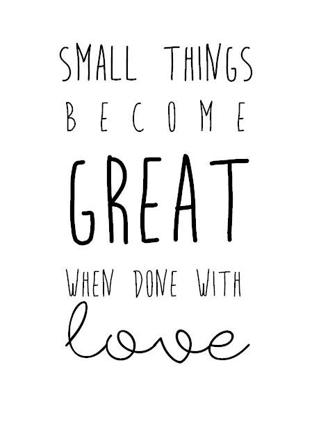 small but cute quotes