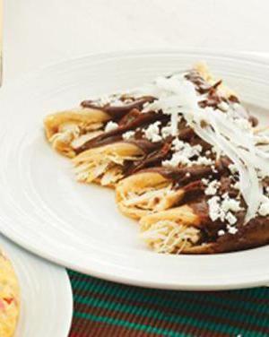 Enchiladas oaxaqueñas | Recetas de comida mexicana ...