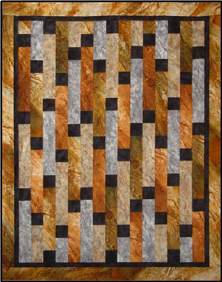 Quilts For Men Patterns The Man Quilt Pattern The Man