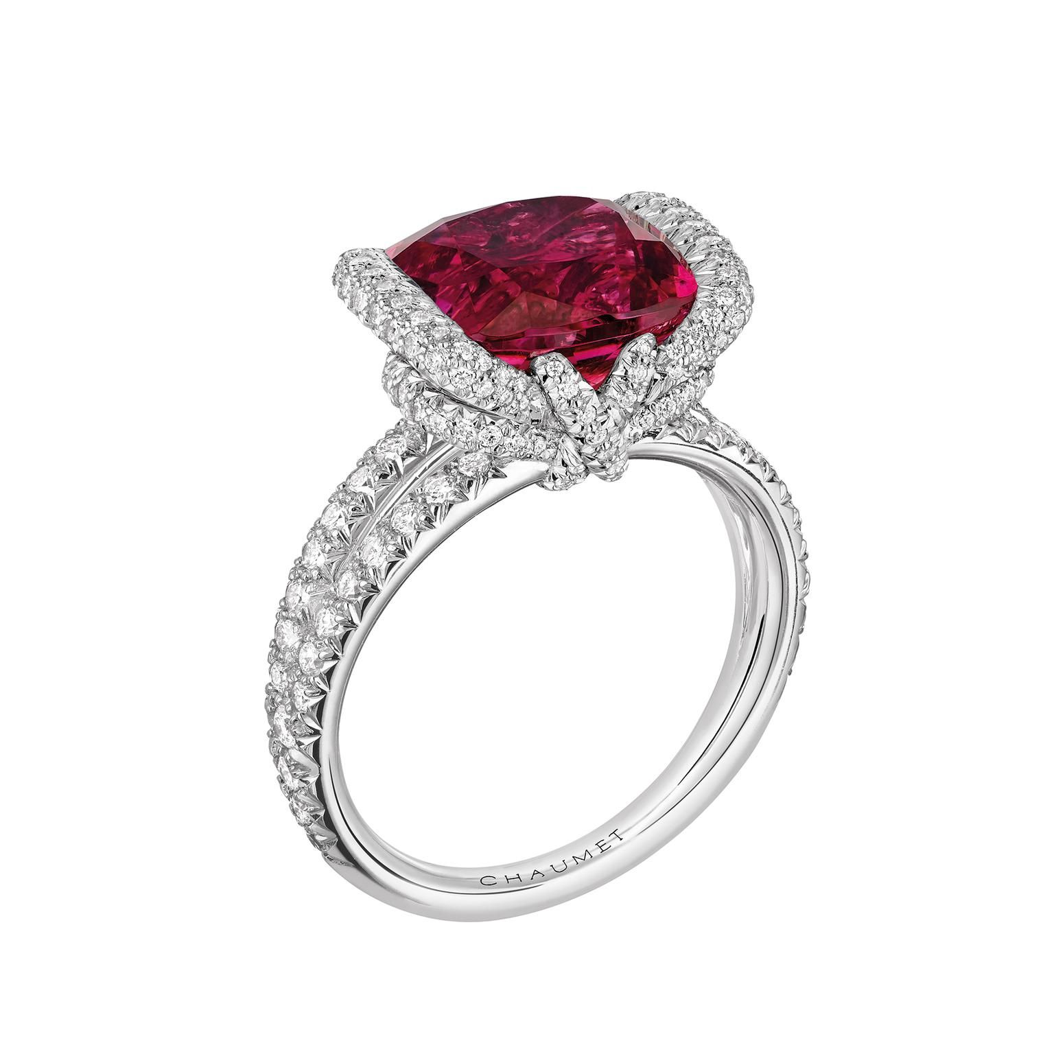 Chaumet a liens jewel for all seasons chaumet ring and