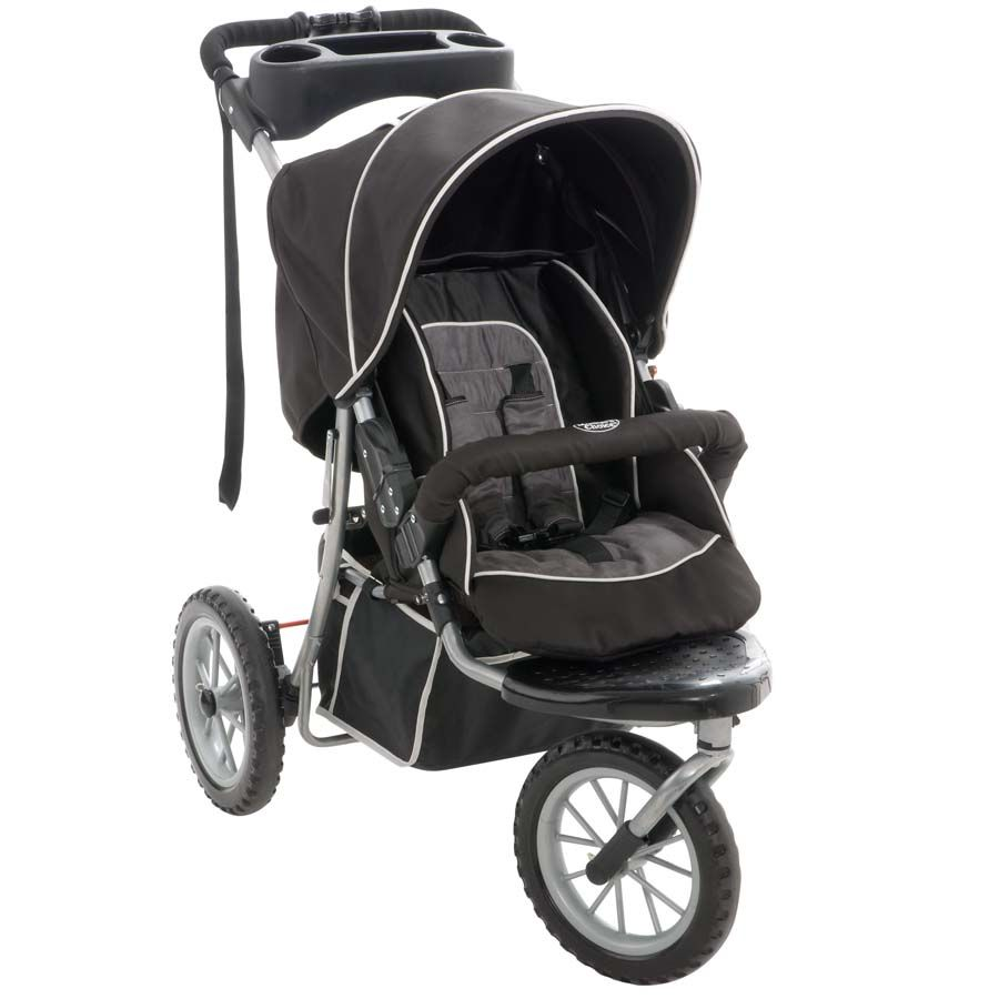 """Mothers Choice Activo 3 Wheel Stroller 