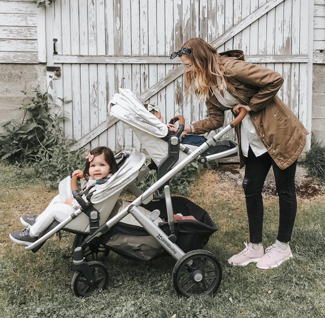 uppababy vista double stroller Discover the best