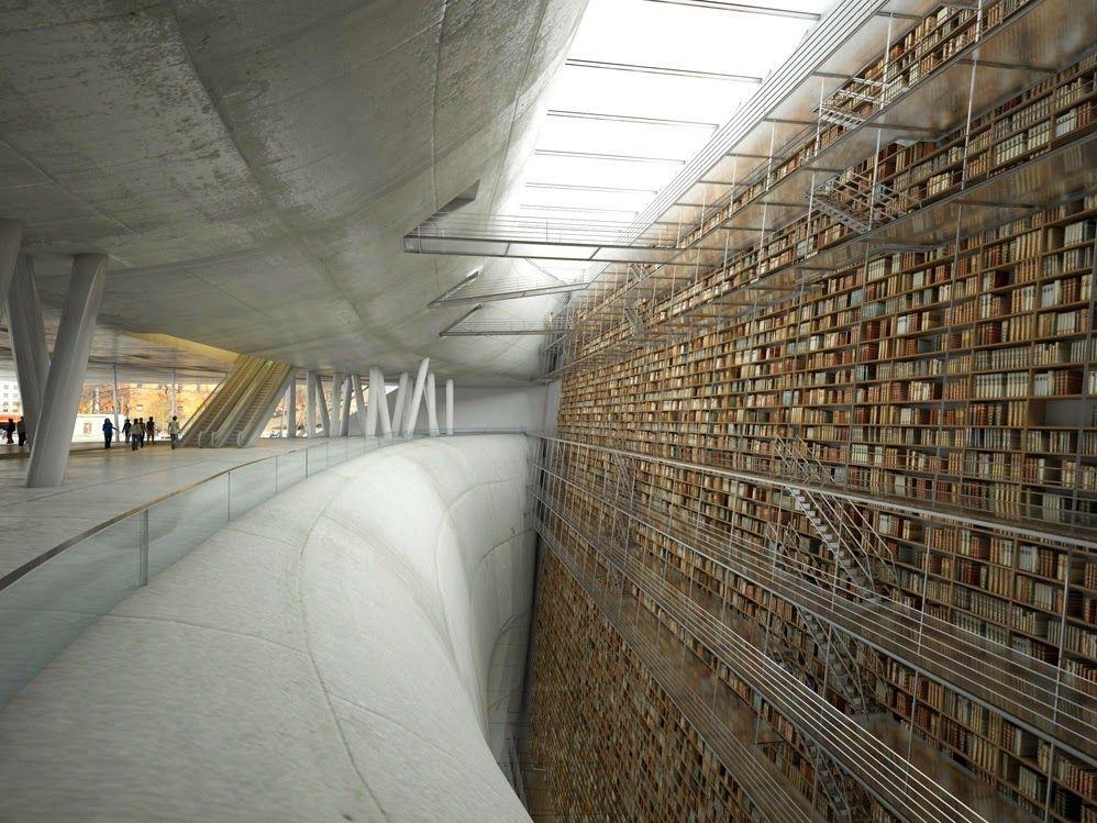 Wohnen In Stockholm stockholm bibliothek bücherei lesen architektur design bücher