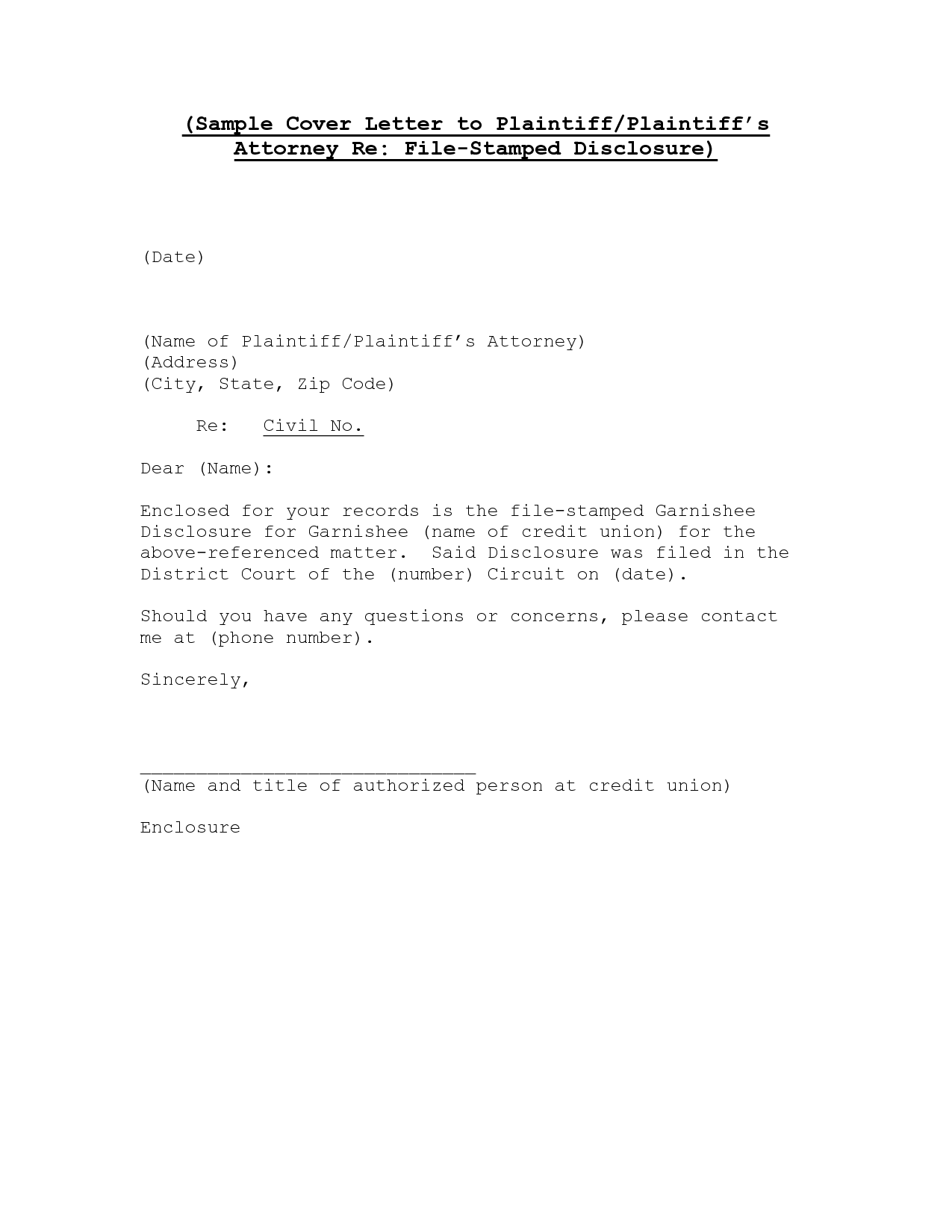 Cover Letter Template No Recipient Name Coverlettertemplate