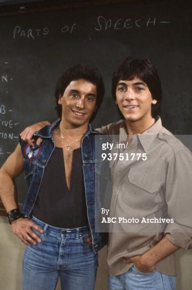 Scott Baio with Steve Baio | Scott Baio With People ...