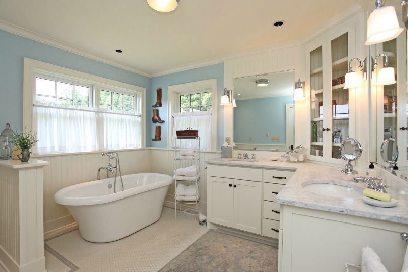 Gorgeous Farmhouse Style Bathroom Design Inspiration Awesome
