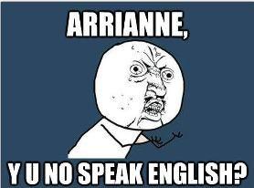 The language of my homeland, Trinidad and Tobago :) <3