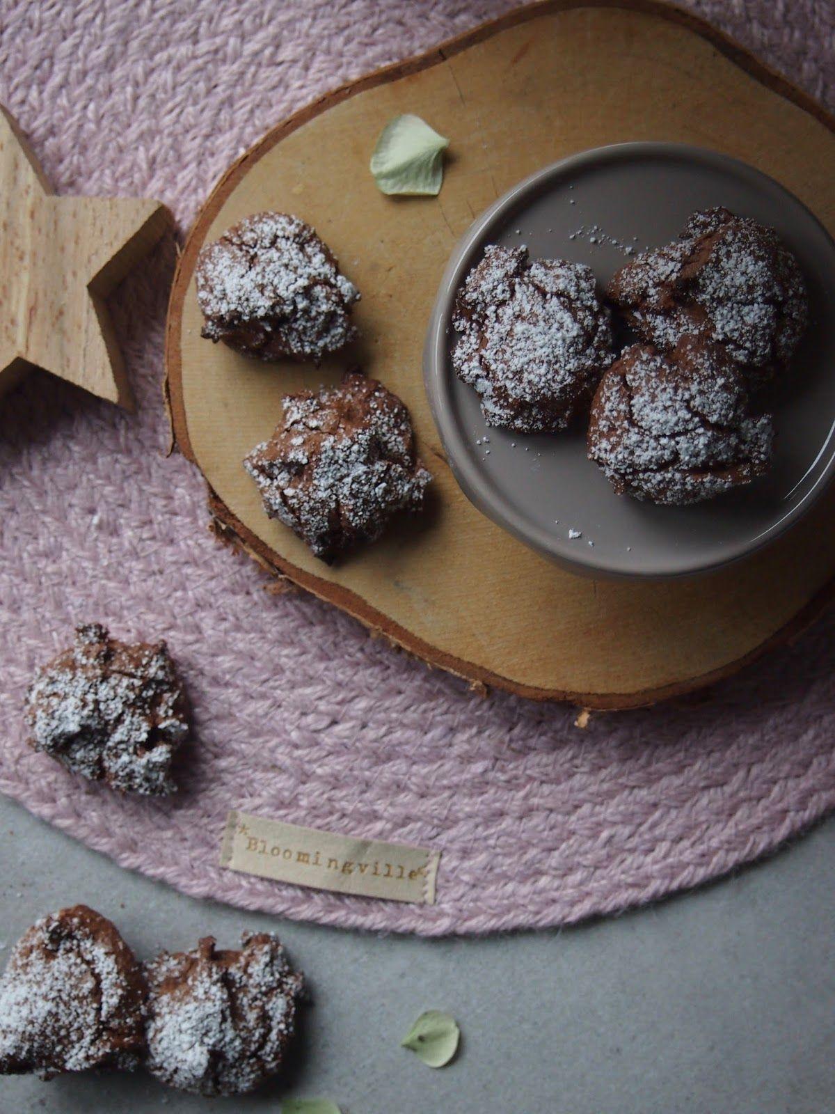 dieZuckerbäckerei: Kaffee-Schokoladenkekse