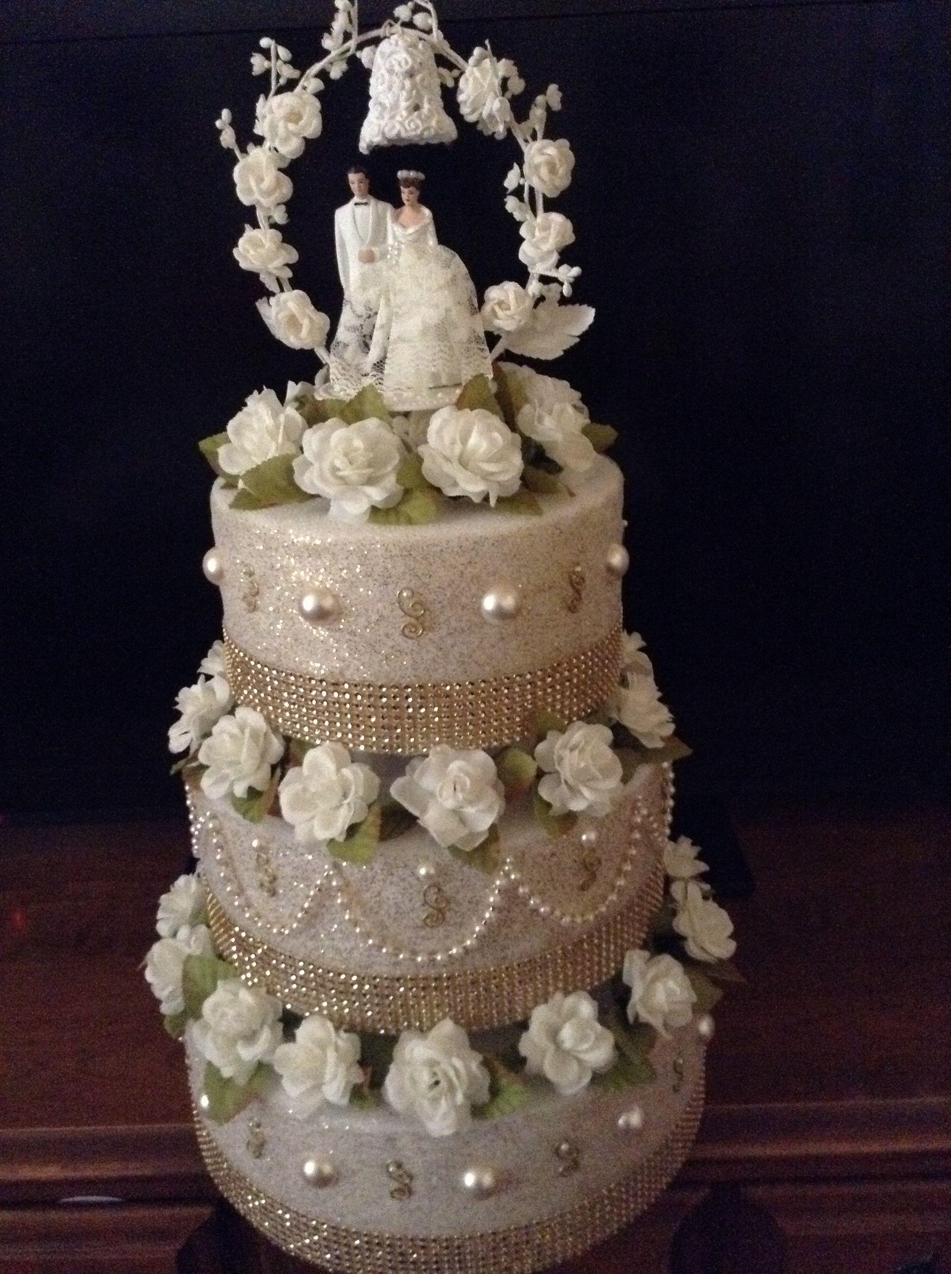 My 50th Anniversary Cake 50th anniversary cakes
