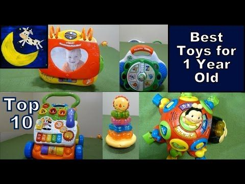 Top 10 List Of Best Toys For 1 Year Old From Growing