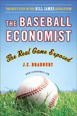 The Baseball Economist by J.C. Bradbury, Click to Start Reading eBook, Freakonomics meets Moneyball in this provocative exposé of baseball?s most fiercely debated controver