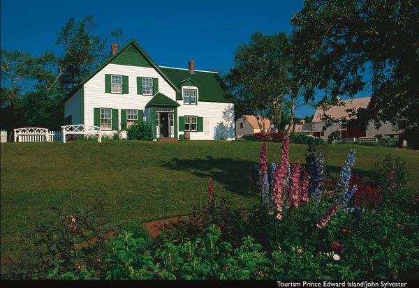Prince Edward Island The Fictional Home Of Anne Of Green Gables