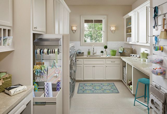 Craft room laundry room combo craft room laundry room for Craft room design layout