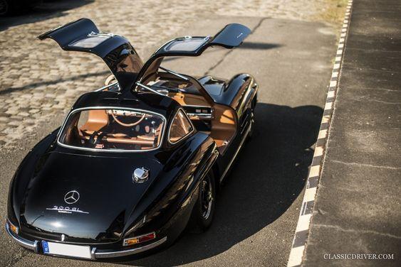 Dieser einzigartige Mercedes-Benz 300 SL ist ein Outlaw mit Stil | Classic Drive…