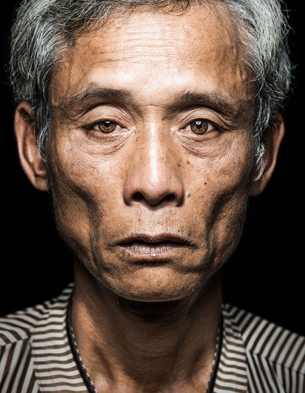 Powerful Portraits Of Vietnamese Veterans By Ruben Hamelink