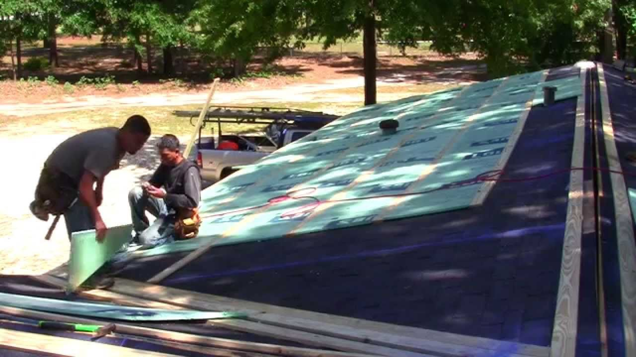 How To Install Metal Roofing On A Mobile Home Newest Part