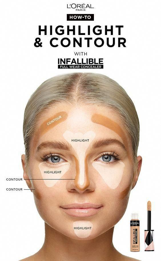 15 beauty Makeup hacks ideas