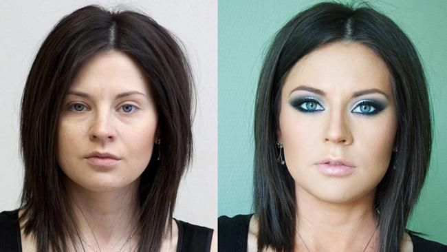 Makeup Before And After Ultimate Makeover Afters News Au