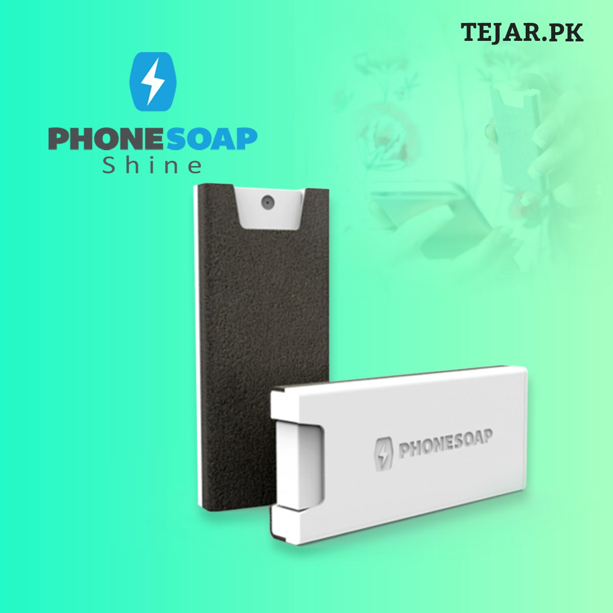 Phonesoap Shine Screen Cleaner Phone Flash Drive Usb Flash Drive