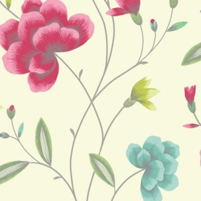 Havana wallpaper in pink turquoise and lime by statement habana havana wallpaper in pink turquoise and lime by statement mightylinksfo