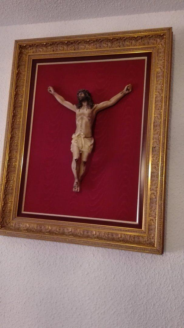 70,00€ · Escultura sobre lienzo enmarcado · Se vende cuadro con ...