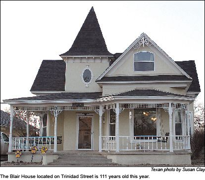 The Dalhart Texan Dalhart Tx House Styles Texas Homes Mansions