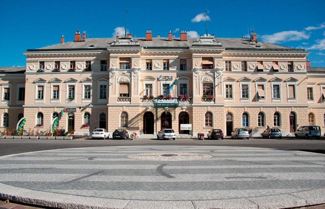 Gorizia piazza europa