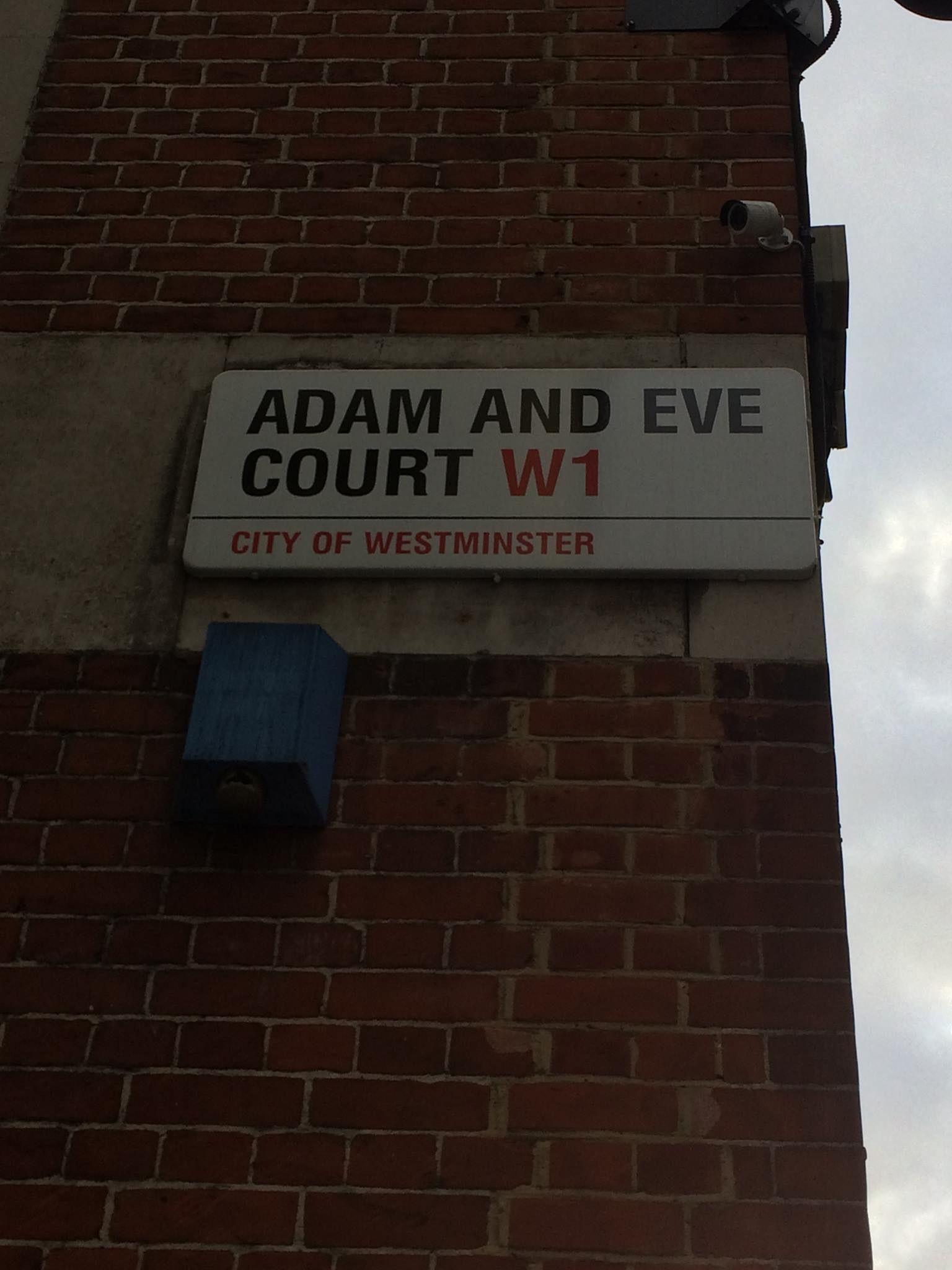 Pin by Martin on London Street names London street