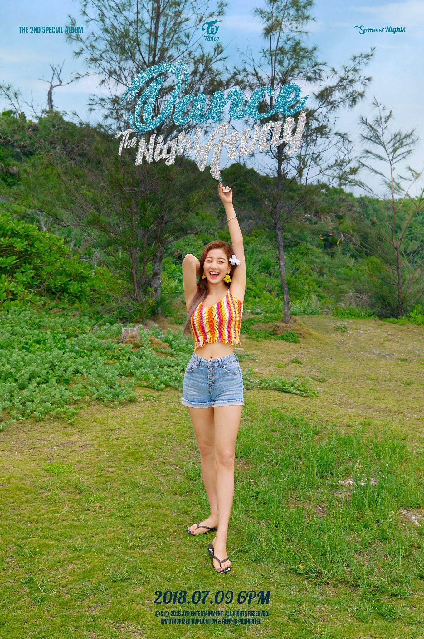 Twice Dance The Night Away Individual Teasers Jihyo 지효