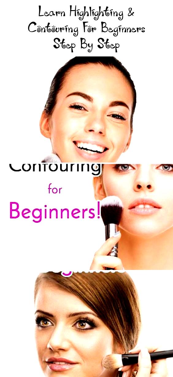 Highlighting,contouring for beginners makeuptutorial2019