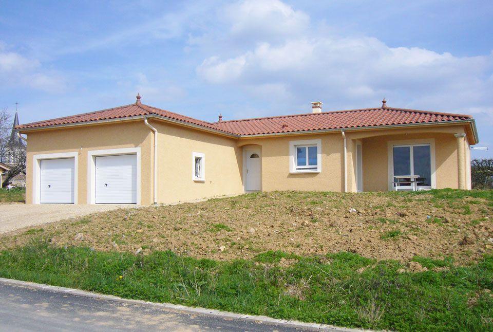 Construction maison en Rhône-Alpes Nos réalisations Pinterest