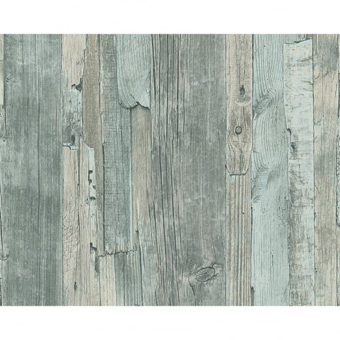 As Creation Distressed Driftwood Wood Panel Faux Effect Embossed Wallpaper How To Distress Wood Distressed Wood Wallpaper Blue Wood Stain