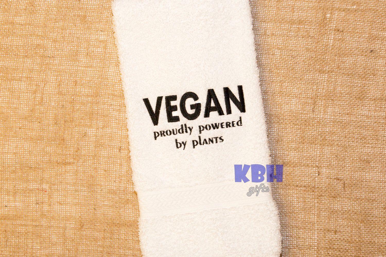 Vegan Hand Towel