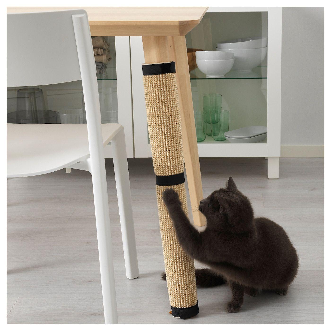IKEA LURVIG Scratching mat natural Влажные помещения