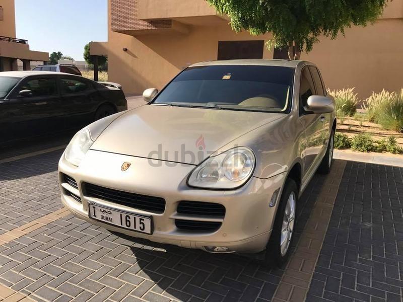 dubizzle Dubai | Cayenne: PORSCHE CAYENNE V8 (LOW MILEAGE) | Auto ...