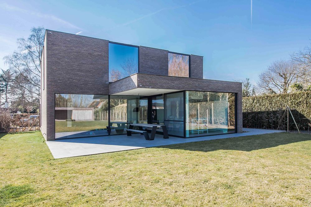 Architect francisca hautekeete architect gent house