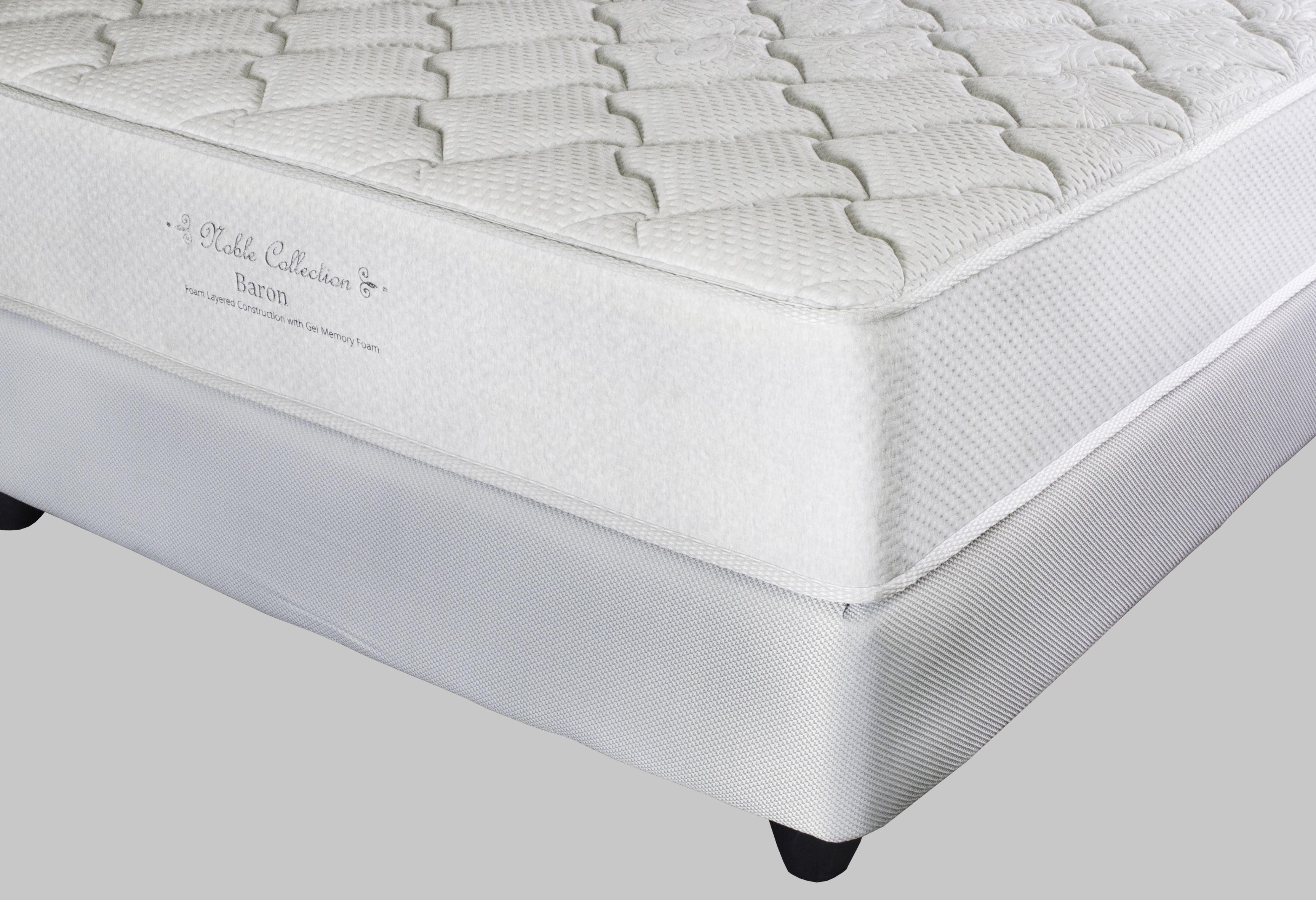 Buy Your Noble Collection Barron Queen Bed Set By Clicking On The Link Noble Collection Baron Foam Layered Mattress With Images Queen Bedding Sets Mattress Bed Base