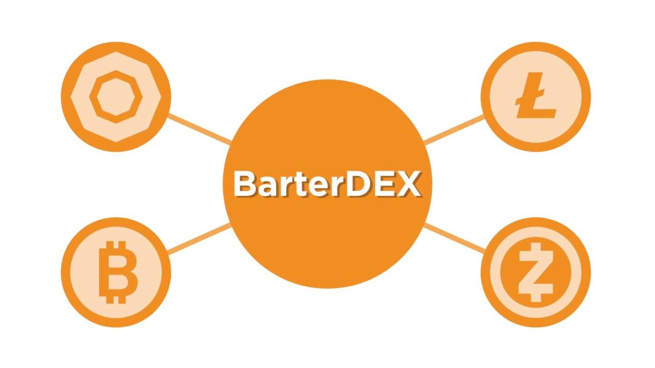 What is BarterDEX Decentralized Cryptocurrency Trading