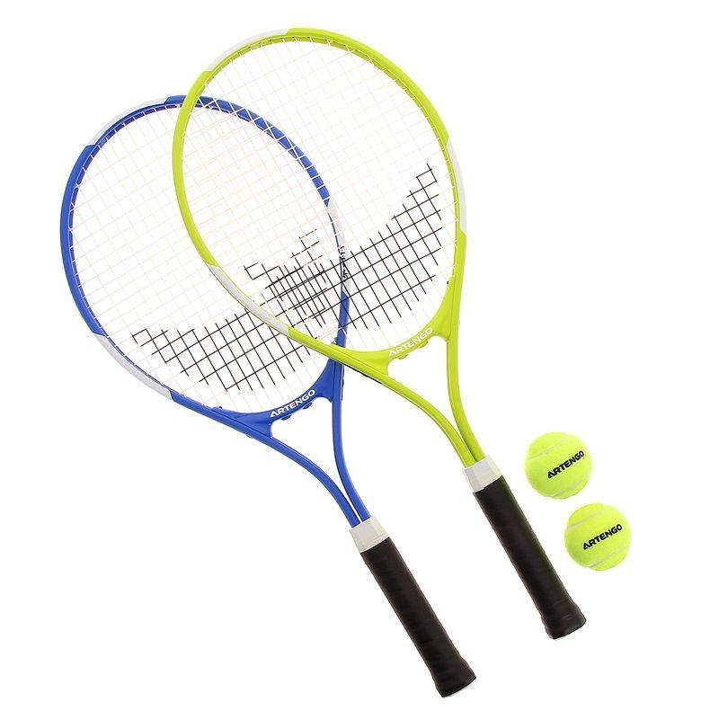 Tennis Rackets Tr700 X2 Tennis Racket Set Tennis Sports Gear Sports
