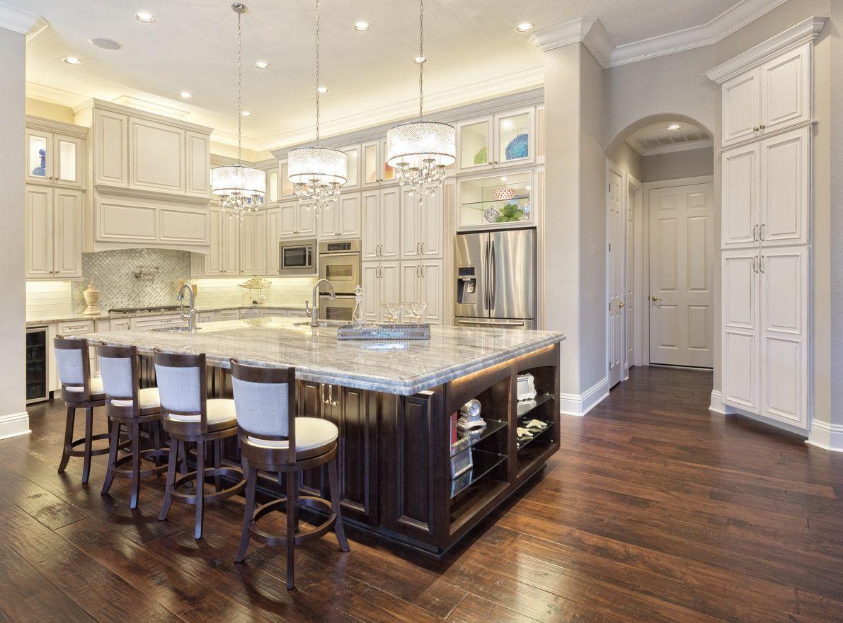 101 Custom Kitchen Design Ideas Pictures L Shape Kitchen