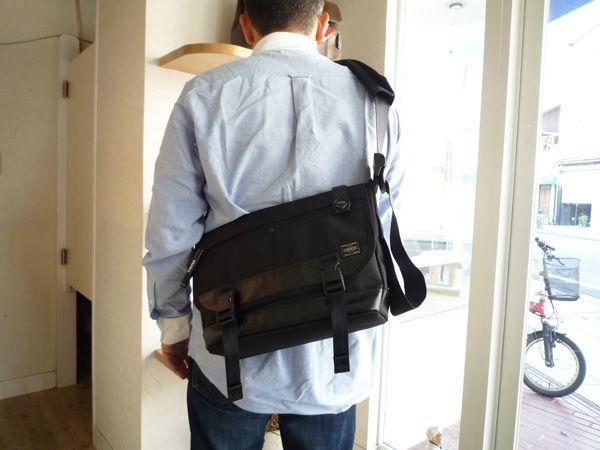 a4b5f8182d50 Yoshida bag - Porter Messenger Bag
